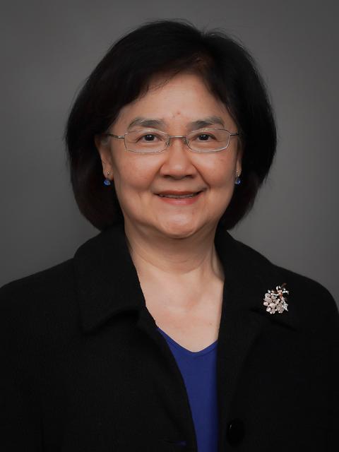 蔡麗貞博士